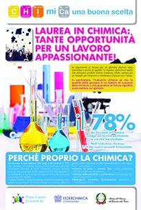 Tante buone ragioni per iscriversi ad un corso di laurea a indirizzo chimico #scuolesuperiori